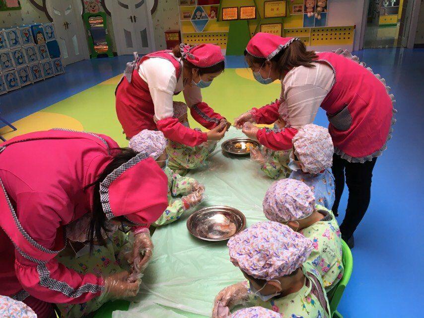 幼儿园手工厨师帽制作方法图解
